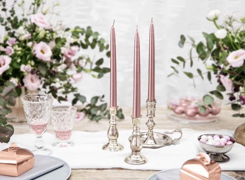 Svícny - Vázy - Klece