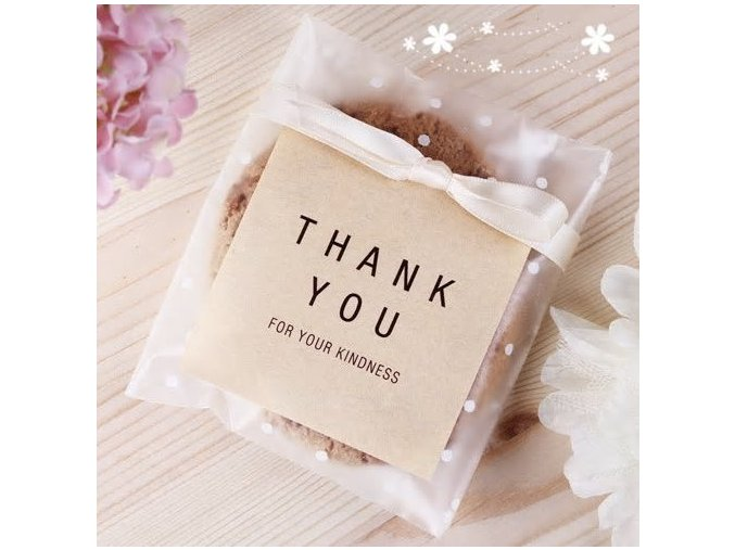 SQUARE THANK YOU CRAFT