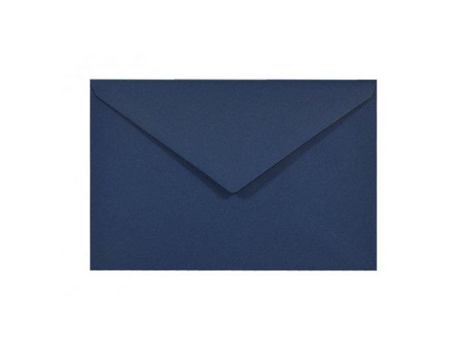 obálka modrá c6 110 g nk