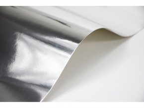 a4 papir silver lesk www.bridetobe.cz