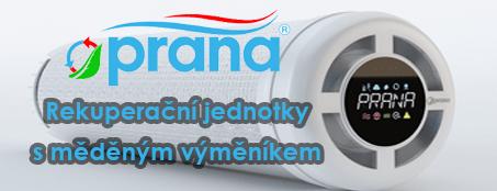 Rekuperátory Prana