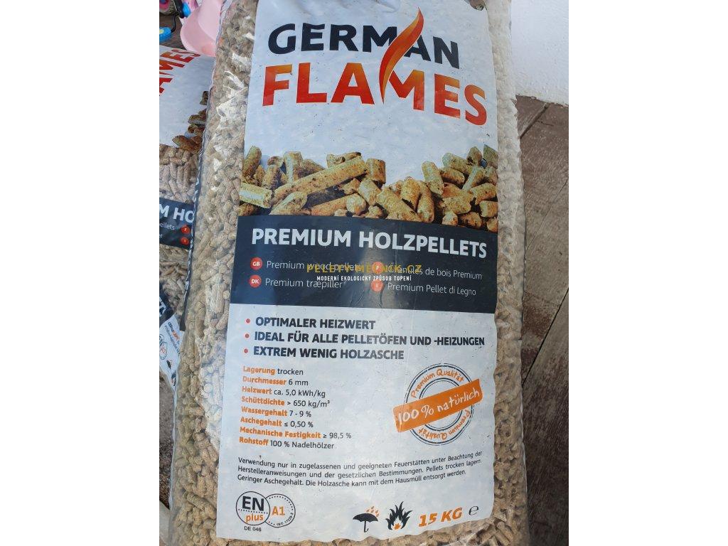 german flames
