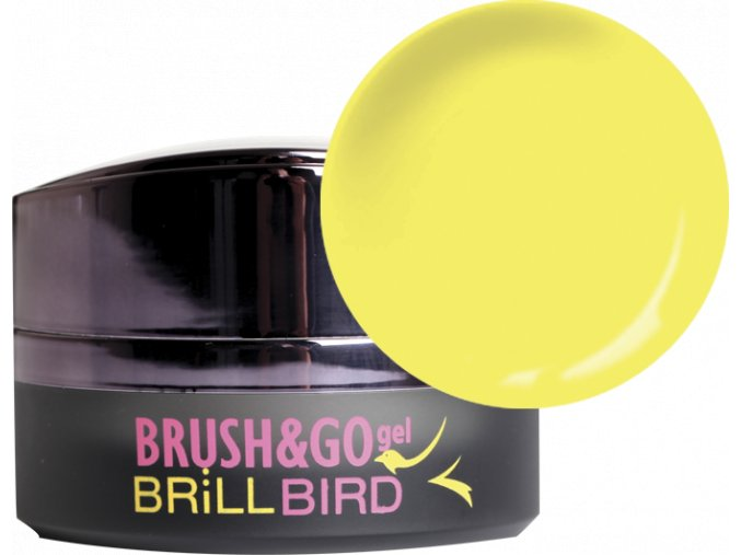 Brush&Go gel Go39 4,5ml