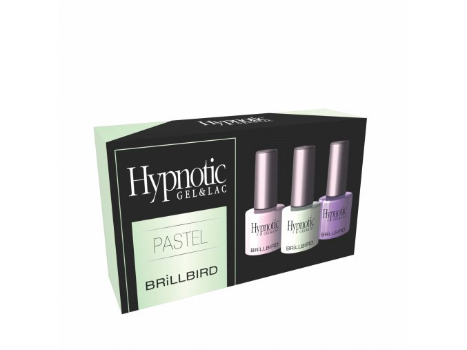 Hypnotic Pastel set 3x8ml
