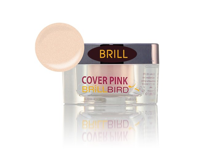 Cover pink BRILL Powder 30ml