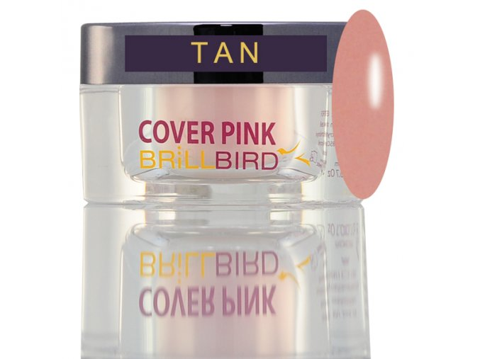 Cover pink TAN 30ml