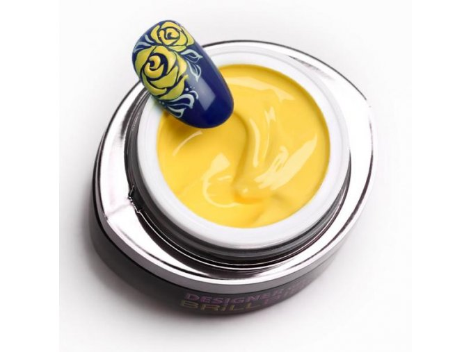 9199 designer gel yellow