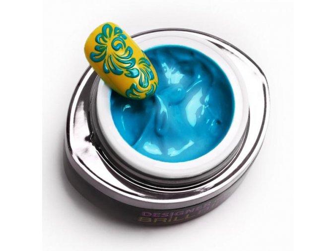 9202 designer gel light blue