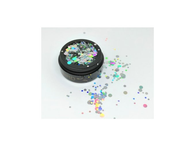 5564 nail art dots pihy 06 holograph