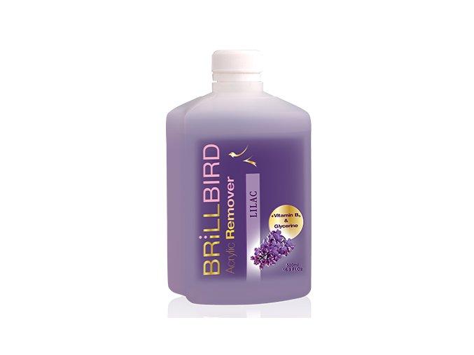 Remover - odstraňovač akrylu a gellaku - lilac 500ml
