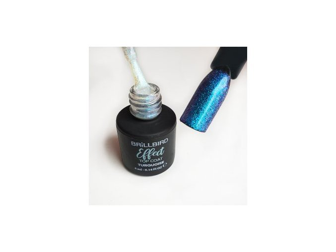 6375 effect topcoat turquoise