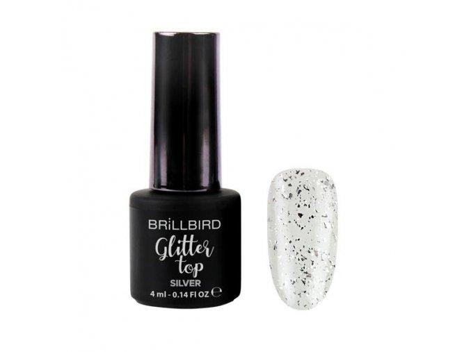 11599 glitter top silver webshop