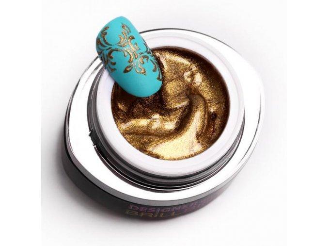 9198 designer gel bronze