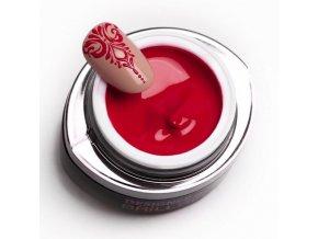 9200 designer gel red