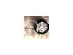 5384 2 nail art mix stars 2 blue a