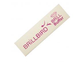 Brill Buffer - bílý blok