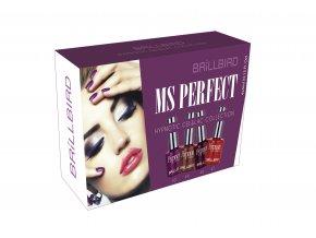 Hypnotic MS Perfect Gel&Lac set 4x4ml