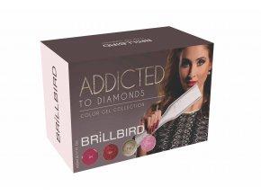 Addicted to Diamonds Color gel set 4x5ml