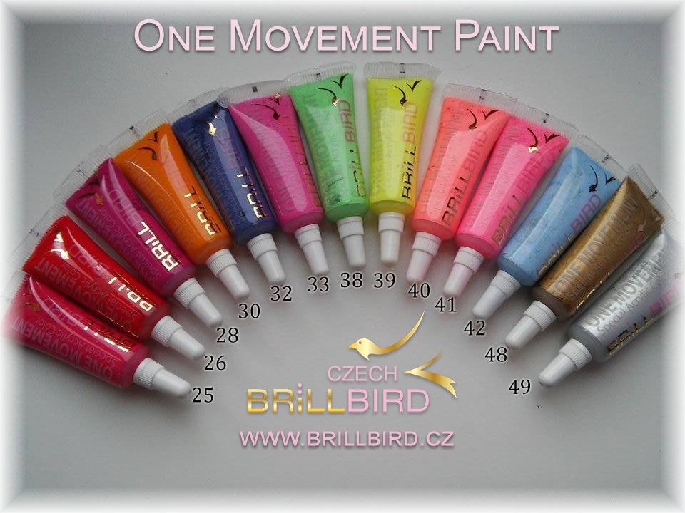 Akrylové barvy
