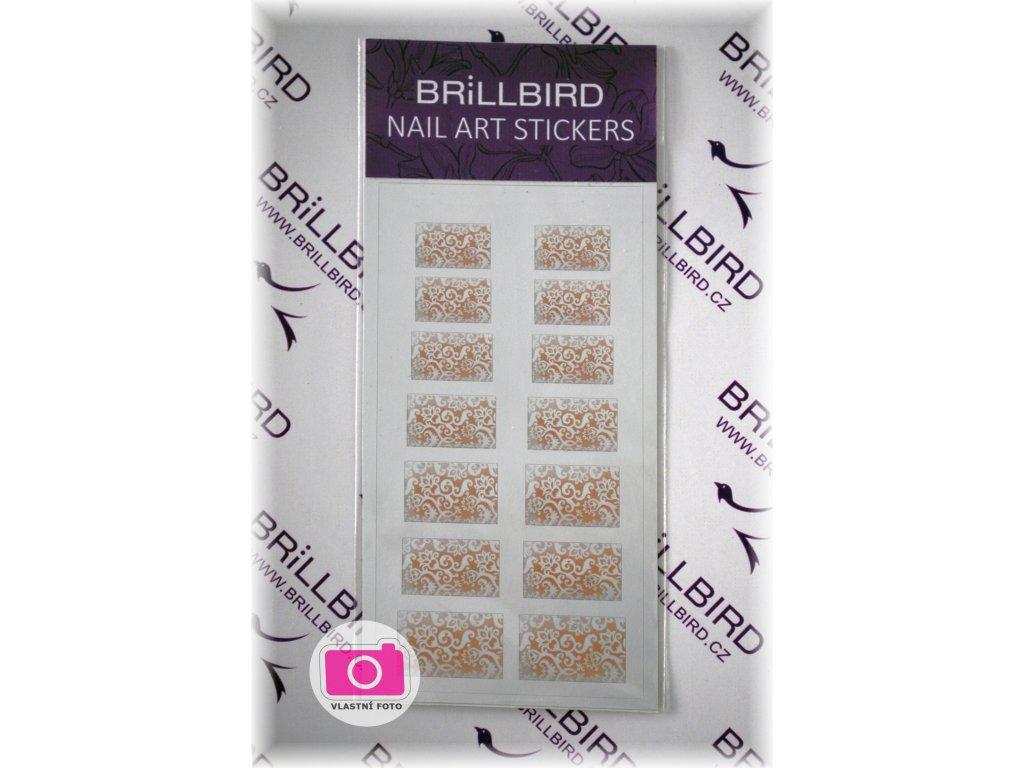 Samolepky BrillBird #3