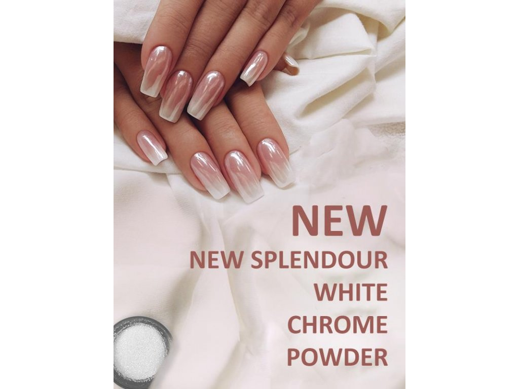 Chrome pigment - White