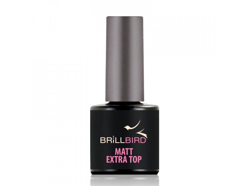 Matt Extra Top - NOVĚ i v 15ml balení
