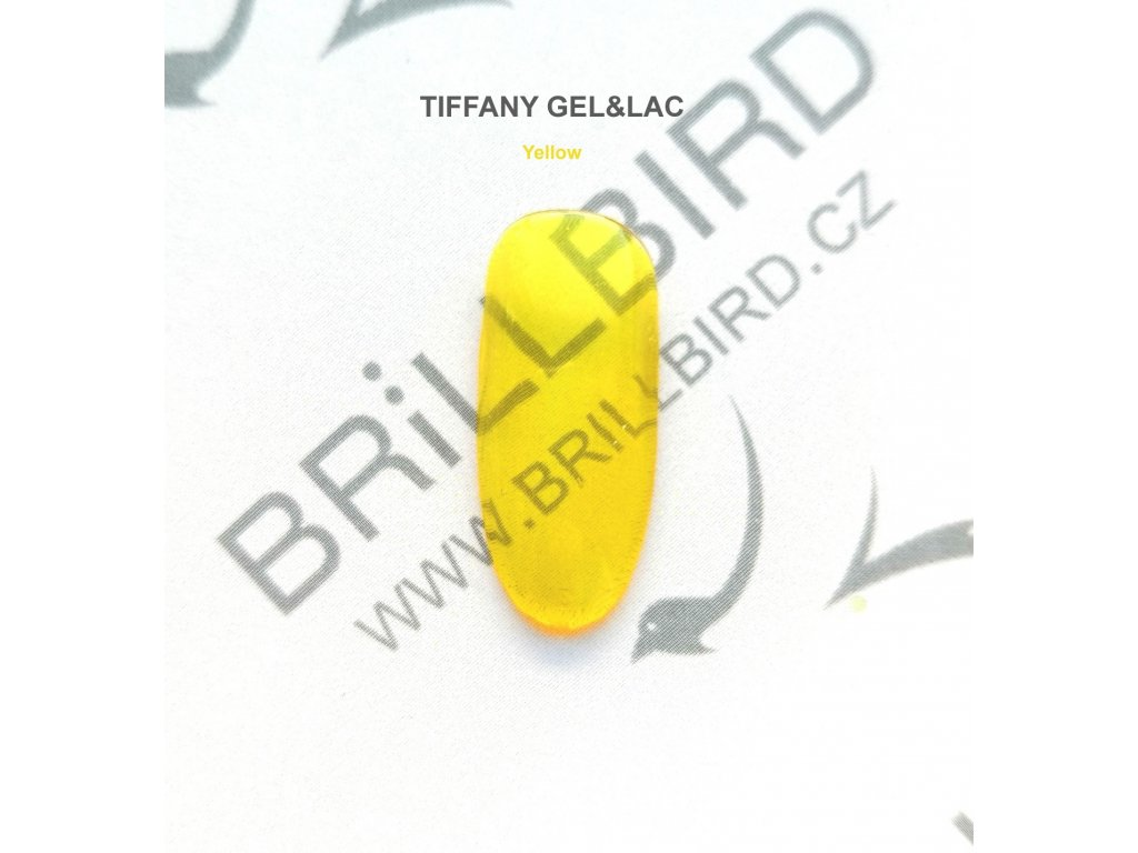 Tiffany Gellak 5ml - YELLOW