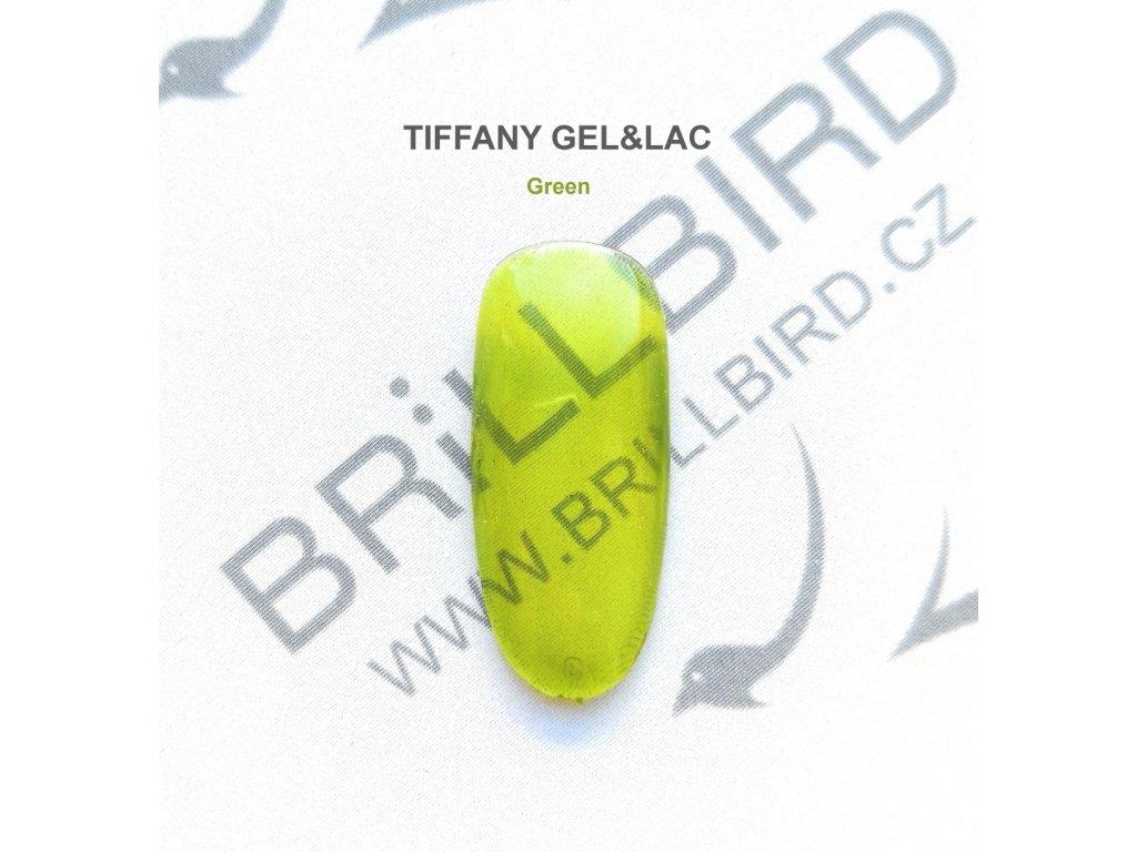 Tiffany Gellak 5ml - GREEN