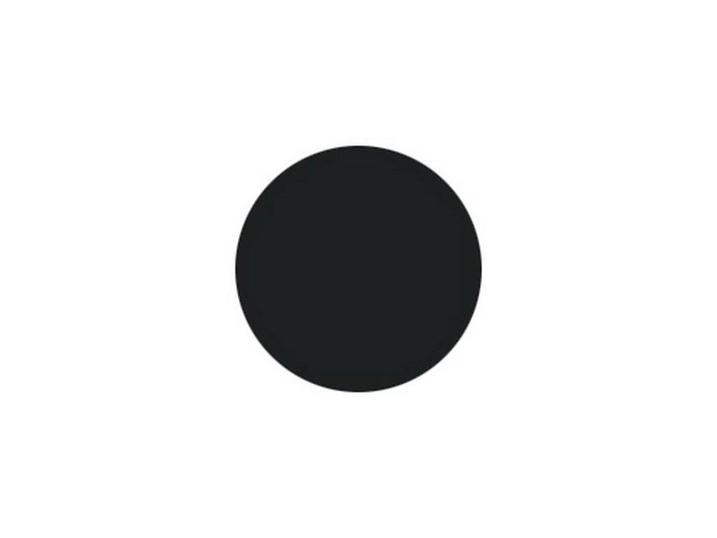 Akrylová barva One Movement #09 - černá 8ml
