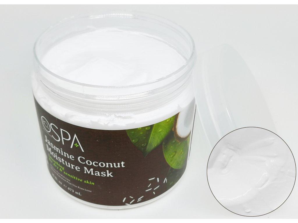 SPA59117 Jasmine Coconut Moisture Mask 473ml