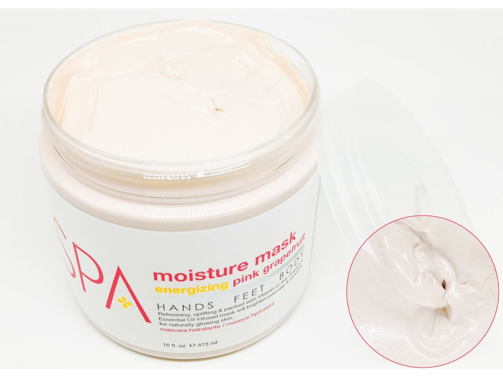 SPA58010 Moisture Mask Pink Grapefruit 473ml