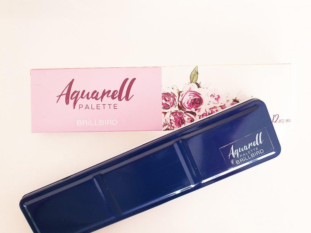 Aquarell paleta