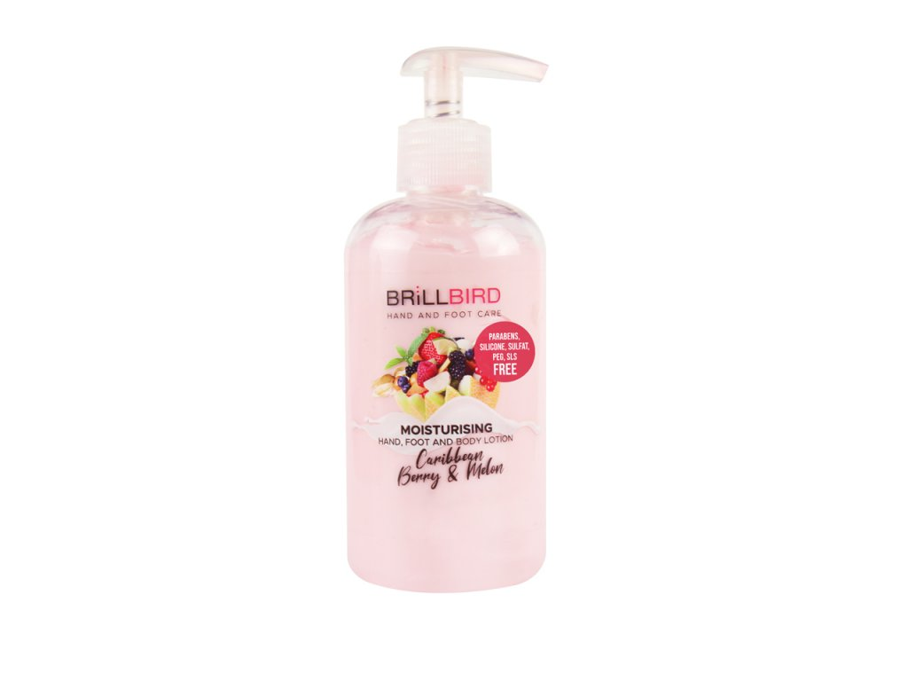 hand lotion webshop caribbean berry