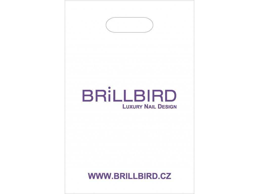 Igelitová taška BrillBird