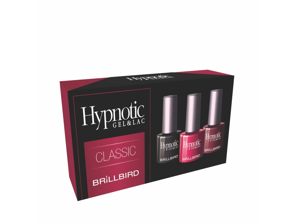 Hypnotic Classic set 3x8ml