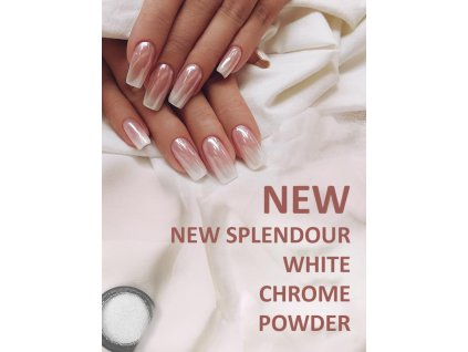 Chrome pigment - White
