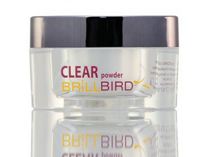 Clear powder 30ml