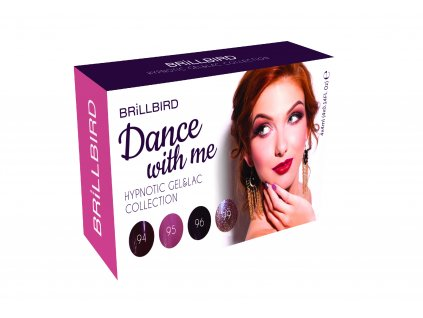 Dance with me Hypnotic gel&lac set 4x4ml