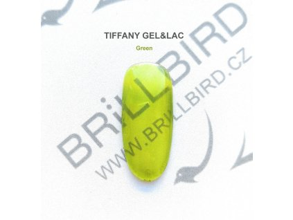 Tiffany Gellak 5ml - GREEN