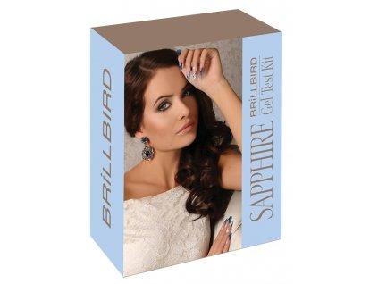 243 sapphire gel test kit