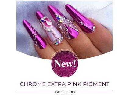 Chrome pigment Extra pink