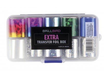 transfer foil box extra