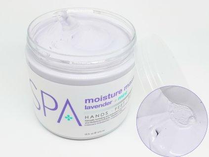 SPA53100 Moisture Mask Lavender + Mint 473ml