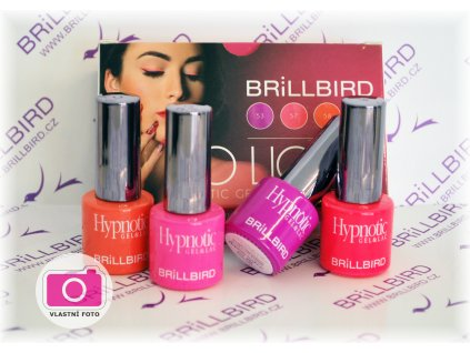 Hypnotic Rio Lights set 4x4ml