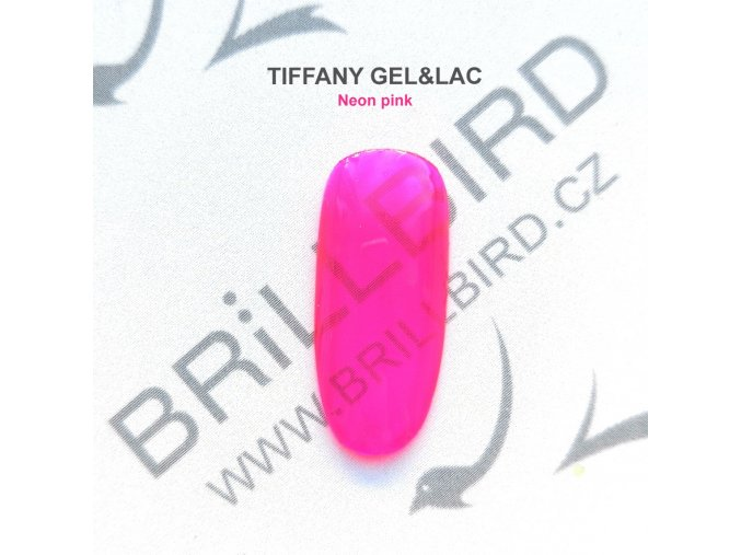 Tiffany Gellak 5ml - PINK