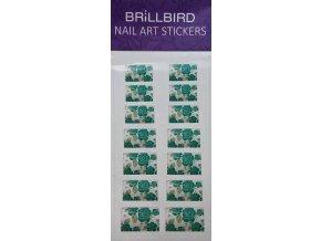 Samolepky BrillBird #6