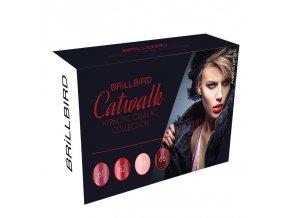 Catwalk Hypnotic gel&lac set 4x4ml