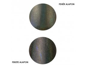 Chrome pigment #8 Holographic Mirror