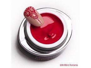 Designer Gel Red 01