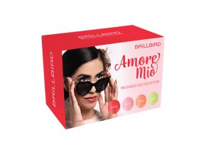 Amore Mio Brush&Go gel set 4x4,5ml